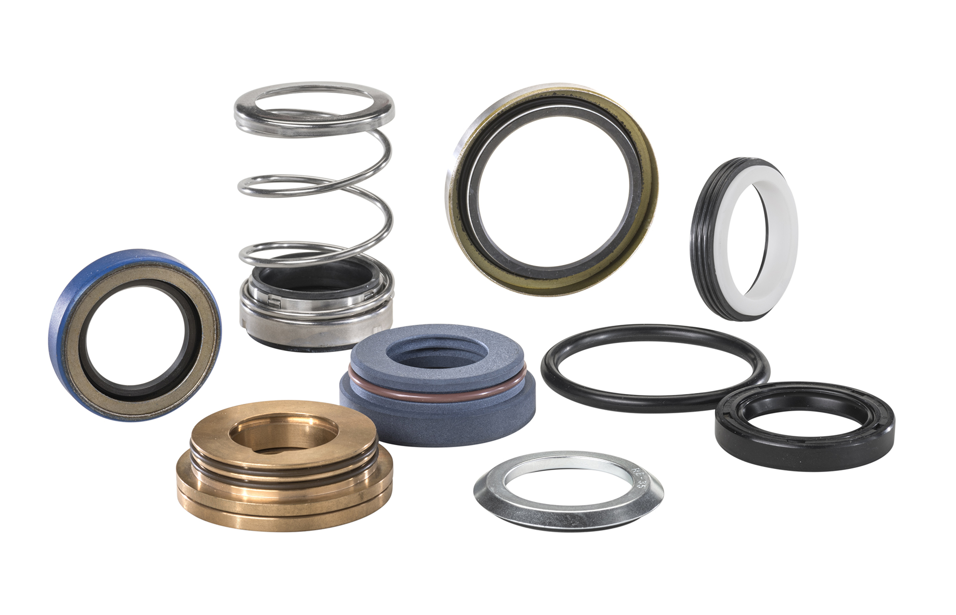 Bartlett Bearing Company Bearing Seals Products